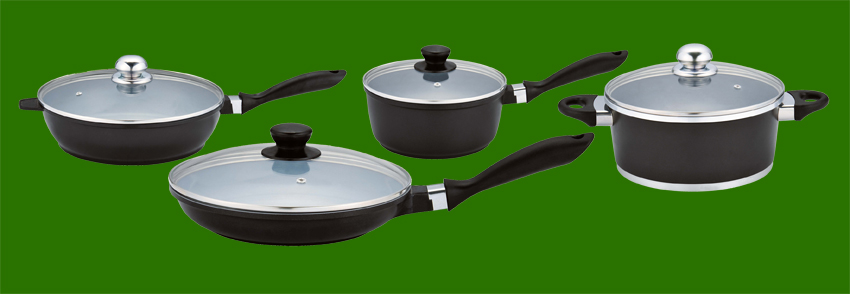 Ceramic Non Stick Cooking Pans